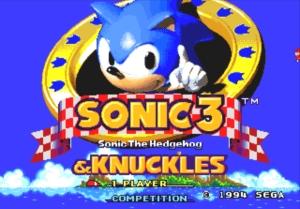 Sonic 3 & Knux