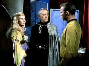 Kirk confronts Kodos