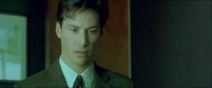 Neo as Mr. Anderson