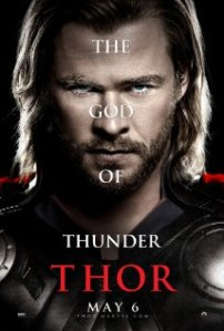 Thor 2011 Movie Poster