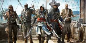 Assassins Creed IV Pirates