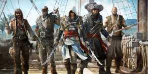 Assassins Creed IV Pirates