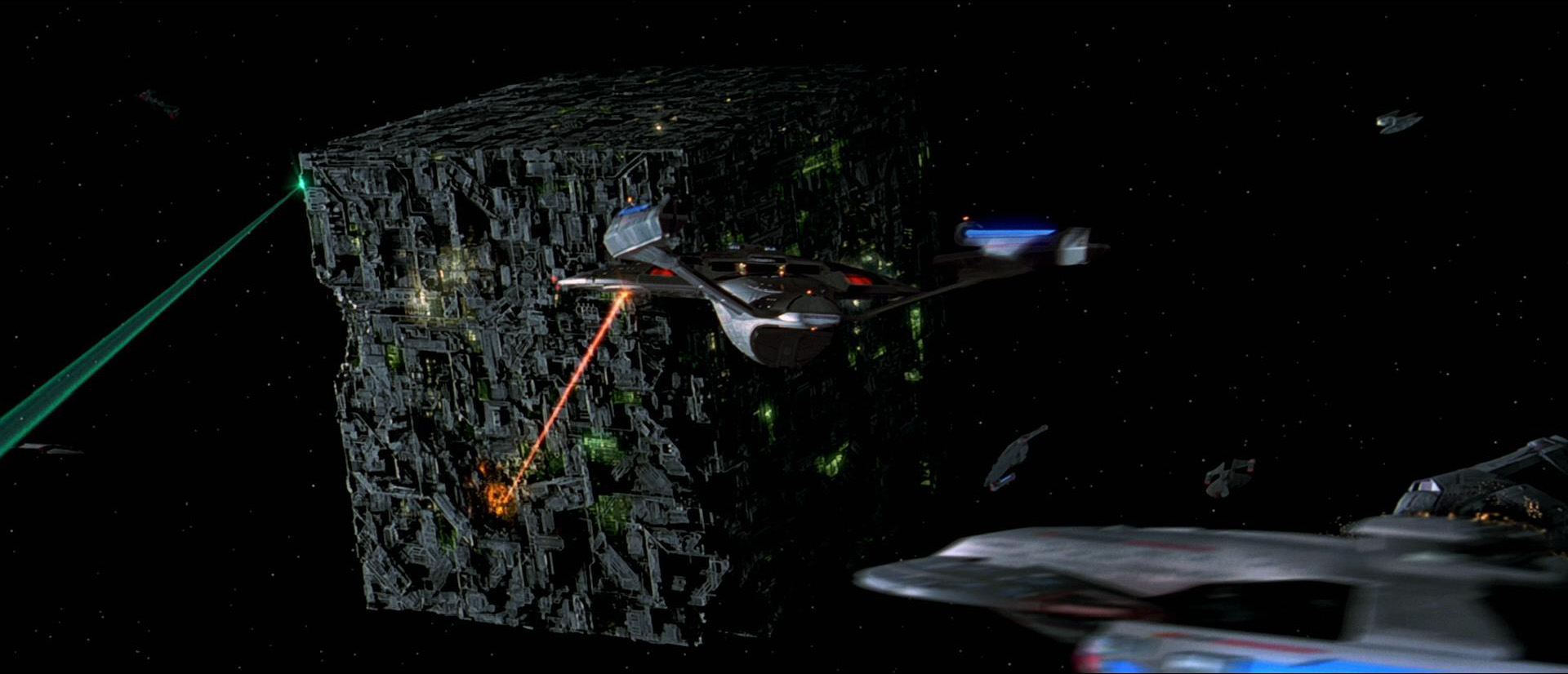 Star Trek Time Travel Ship Star Trek Armada