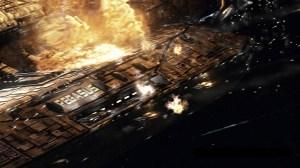 Battlstar Pegasus Fight1