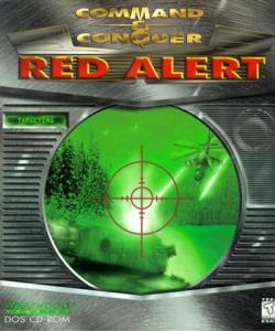 C&C Red Alert U.S. Cover Art