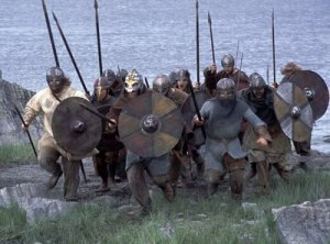 Viking Charge