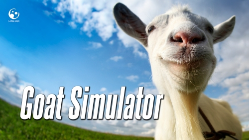 goat simulator wallpaper