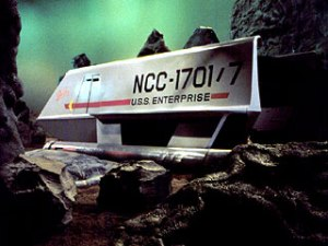 The Galileo Seven Shuttle Crash