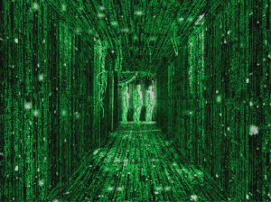 The Matrix Neo Becomes The One