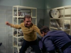 Captain Kirk Punch