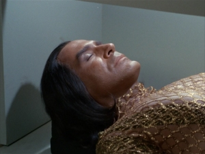 Khan in cryosleep