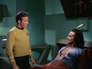Kirk and Khan