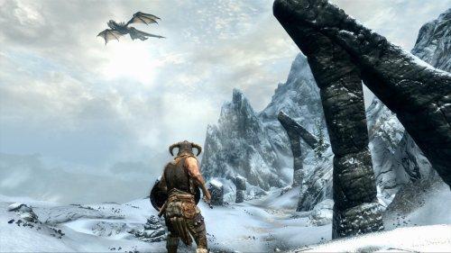Skyrim Dragon Approach