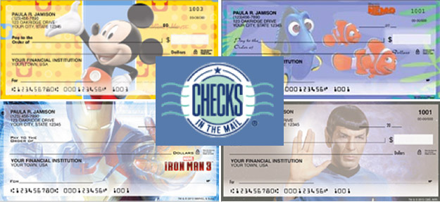 star trek meets everyday finance a review of checks in the mail s