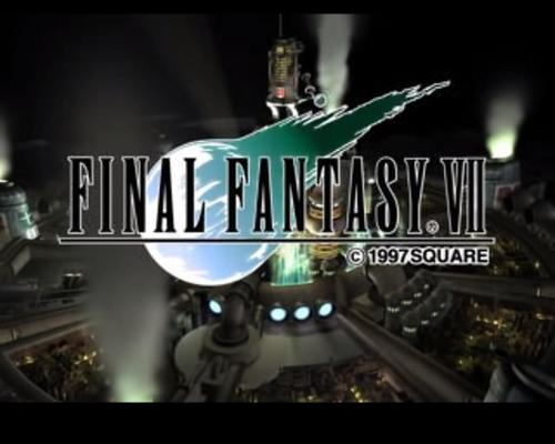 Final Fantasy VII Opening Title