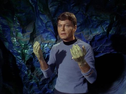 McCoy cures the Horta