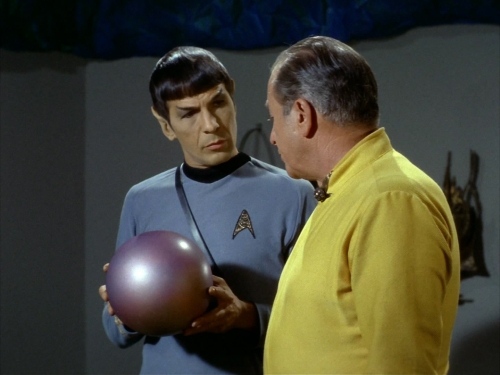 Spock's Curiosity