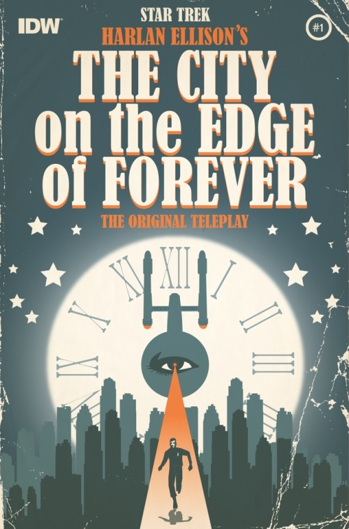 The City on the Edge of Forever Issue # 1