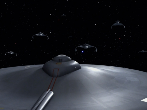 The Klingon Fleet