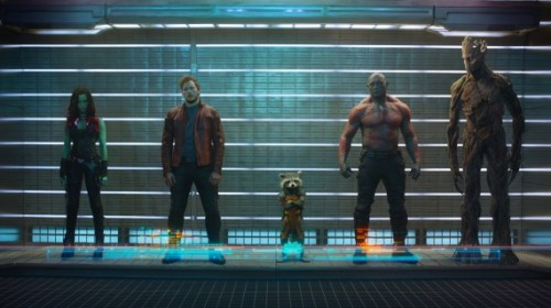 Guardians of the Galaxy Lineup