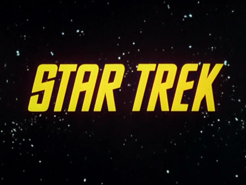Star Trek Original Series Logo