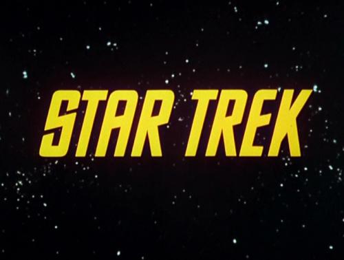 Star Trek Original Series Logo