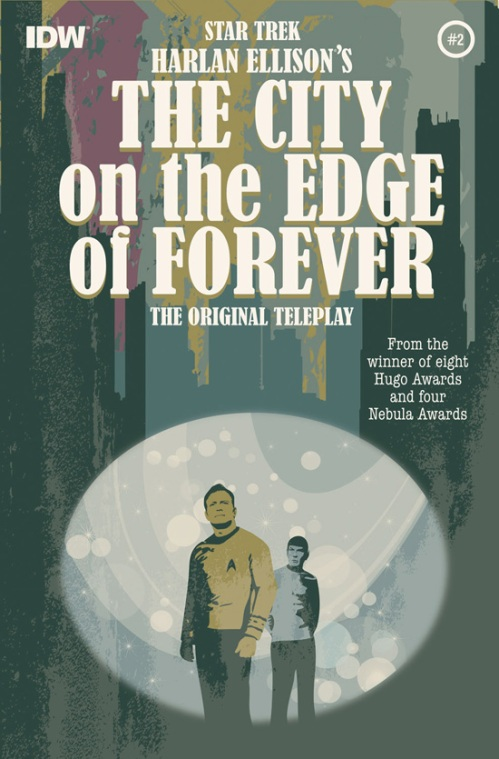 City on the Edge of Forever Issue 2