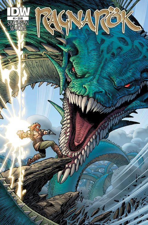 Ragnarok Issue # 1
