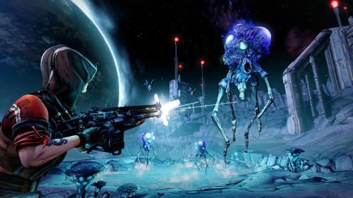 Borderlands Pre Sequel Combat 2