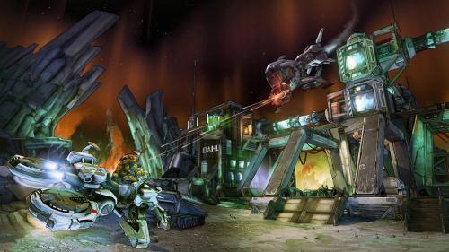 Borderlands Pre Sequel Combat