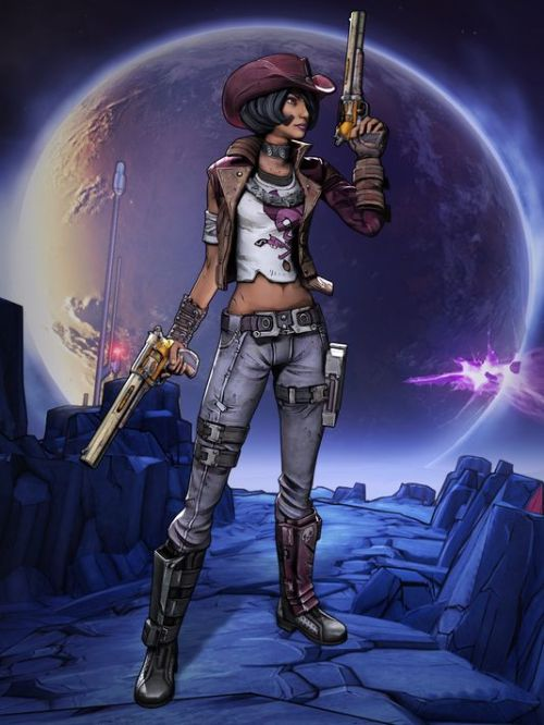 Borderlands Pre Sequel Nisha