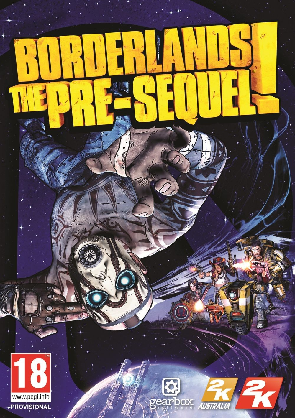 It's the Prequel To the Sequel, It's Borderlands: The Pre ... Borderlands Pre Sequel