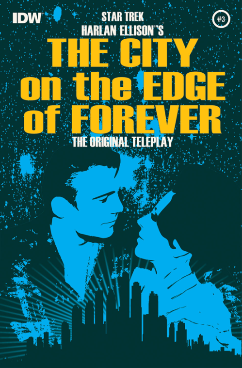 City on the Edge of Forever Issue 3