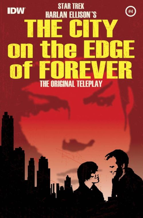 City on the Edge of Forever Issue 4