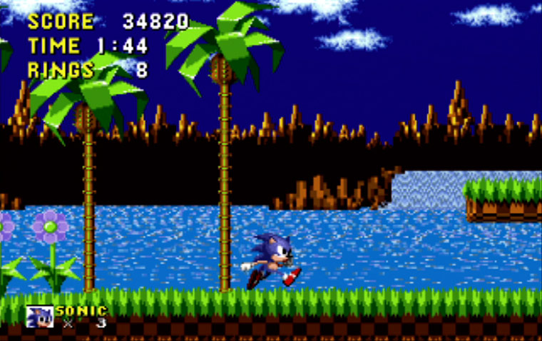 Retro Game Geek-Out: Sonic the Hedgehog | The Uncommon Geek
