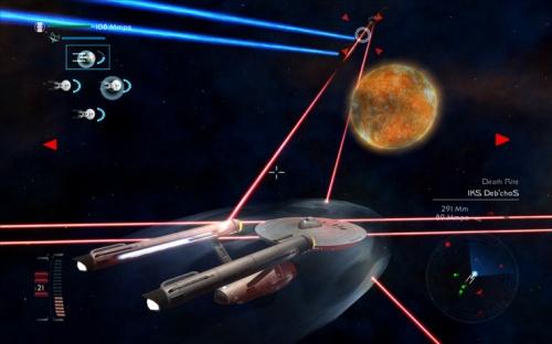 Star Trek Legacy deathmatch
