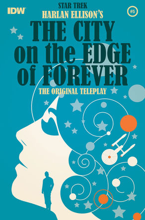 The City on the Edge of Forever Issue # 5