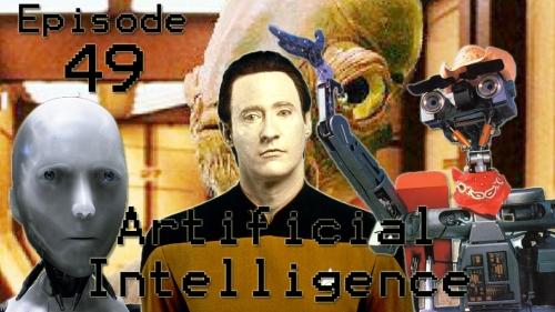Episode number art 49