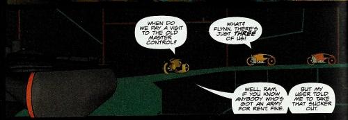 TRON comic cover0002