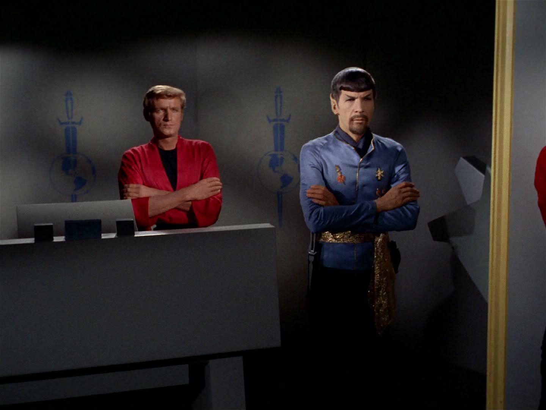 Star Trek Review Mirror Mirror The Uncommon Geek